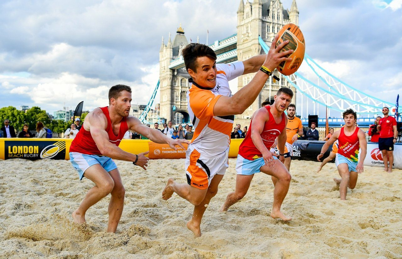 Tower Bridge City Sports Management After Image