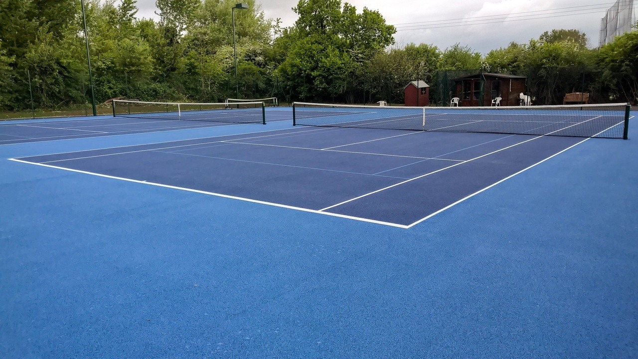 Downend & Frenchay Tennis Club British Tennis After Image
