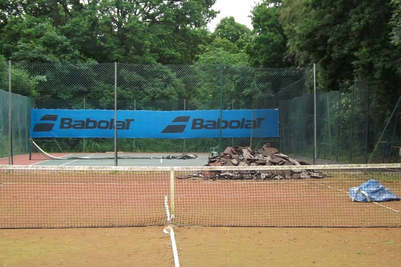 Wood Vale Tennis Club Wood Vale Lawn Tennis Club Before Image